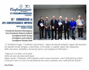Foto Nuovo Consiglio Direttivo