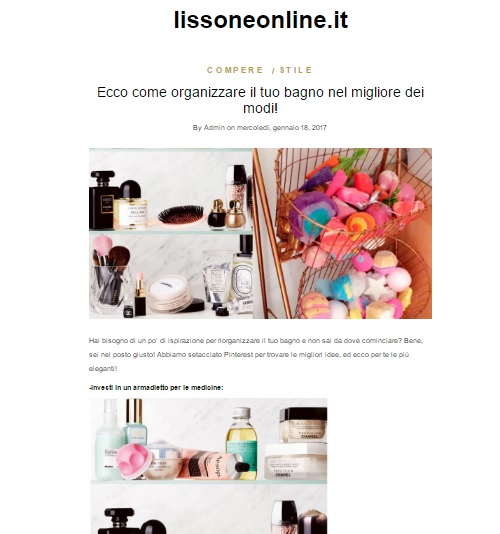 Lissone Online 2